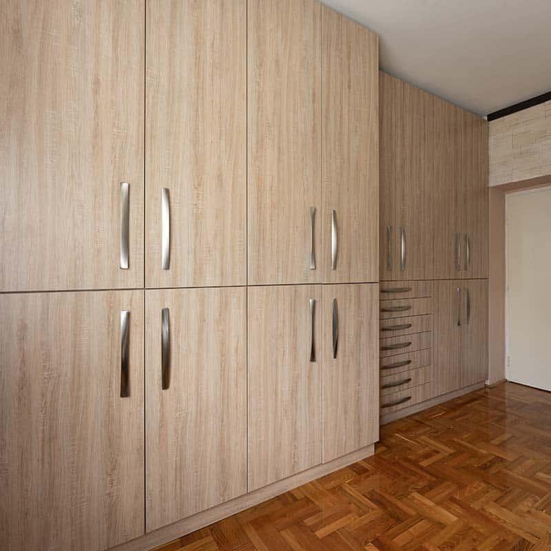 Beépített szobabútor